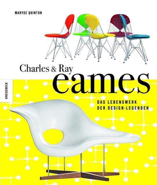 Quinton, Maryse: Charles & Ray Eames