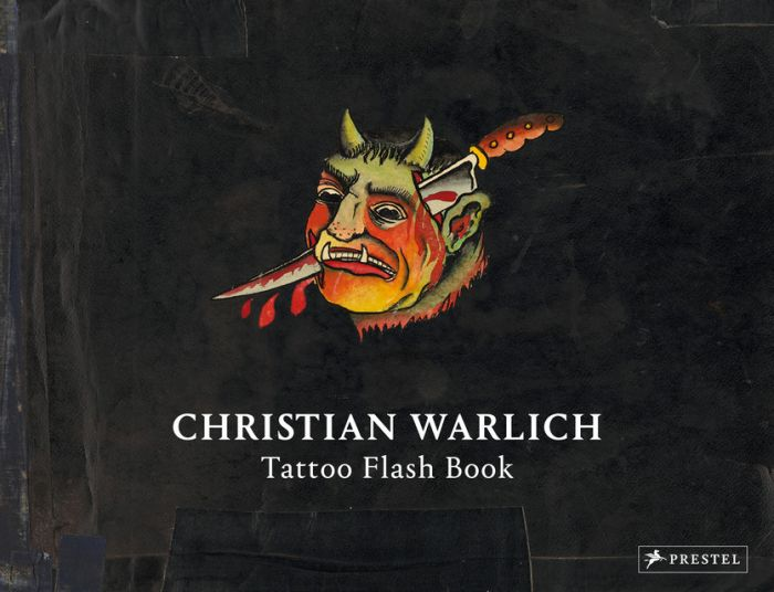 : Christian Warlich. Tattoo Flash Book