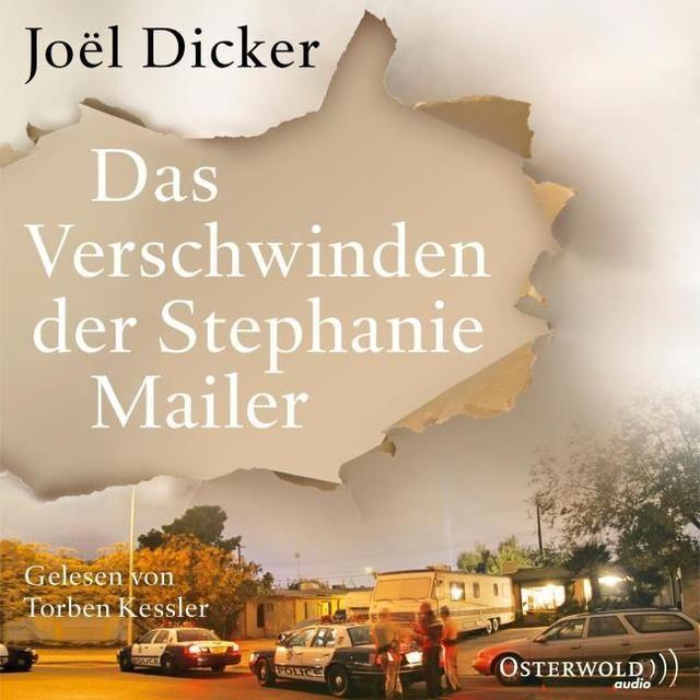 Dicker, Joël: Das Verschwinden der Stephanie Mailer