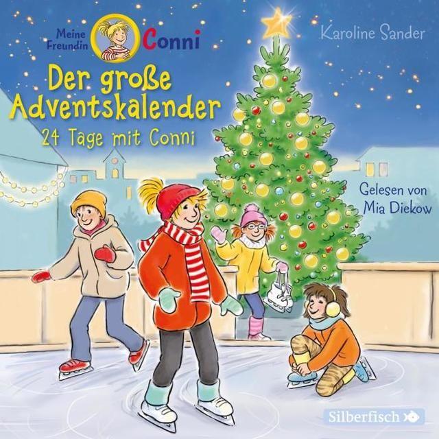 Sander, Karoline: Der große Adventskalender