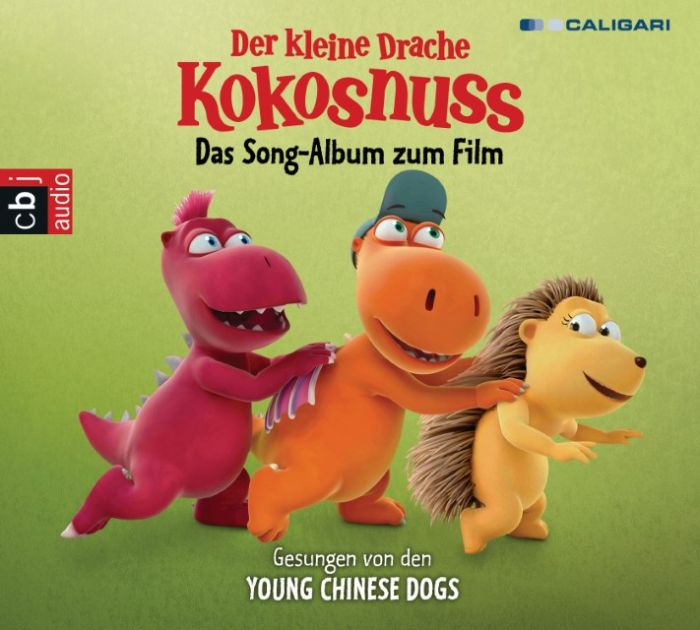 Young Chinese Dogs: Der kleine Drache Kokosnuss - Das Song-Album zum Film