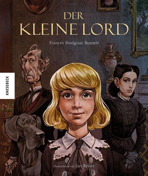 Hodgson Burnett, Frances: Der kleine Lord