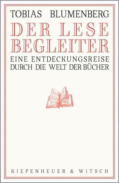 Blumenberg, Tobias: Der Lesebegleiter