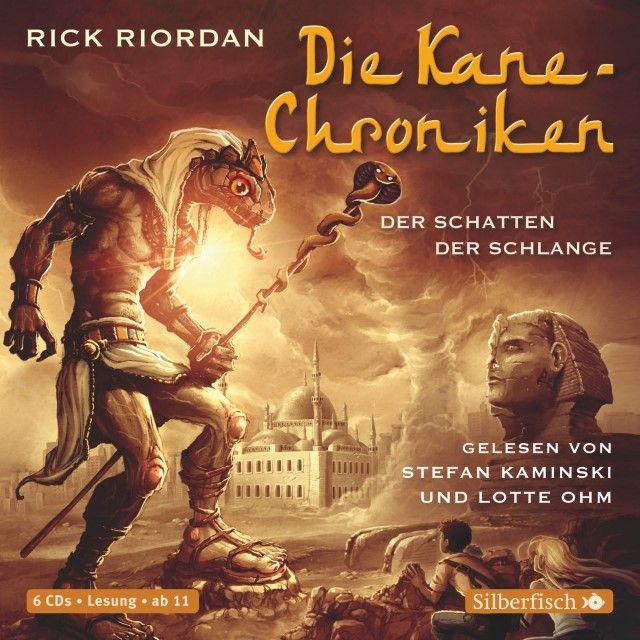 Riordan, Rick: Der Schatten der Schlange