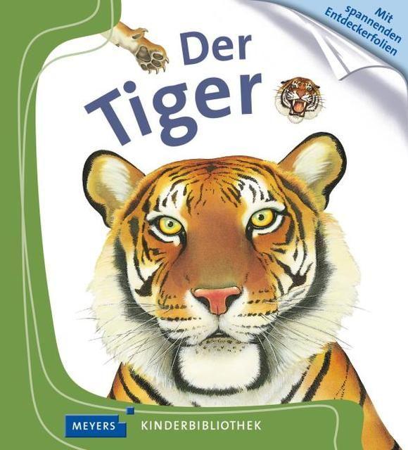 Peyrols, Sylvaine: Der Tiger