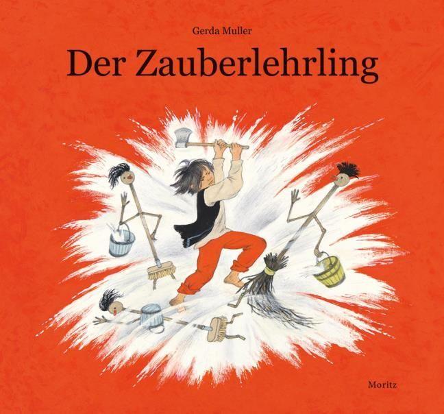 Muller, Gerda: Der Zauberlehrling