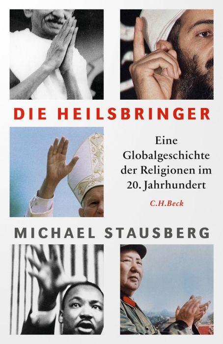 Stausberg, Michael: Die Heilsbringer