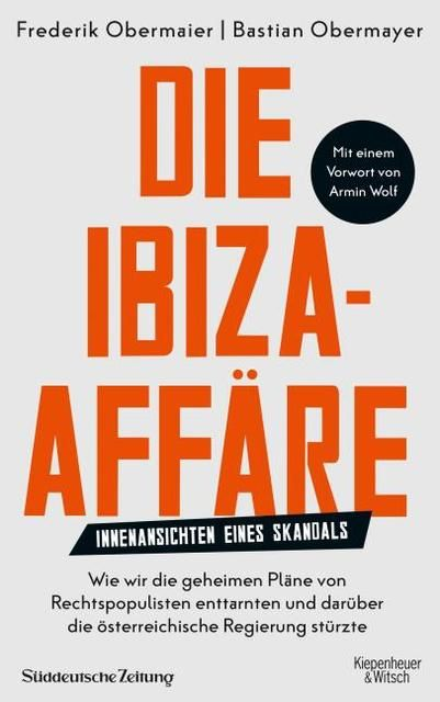 Obermayer, Bastian/Obermaier, Frederik: Die Ibiza-Affäre