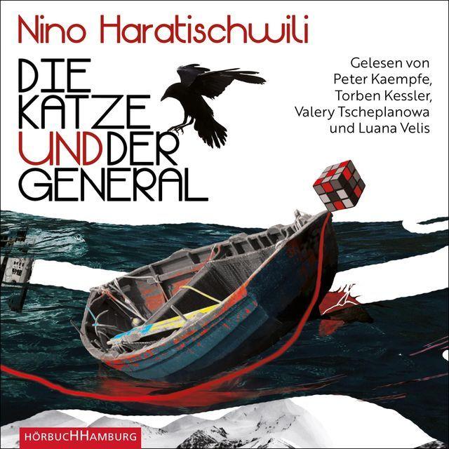 Haratischwili, Nino: Die Katze und der General