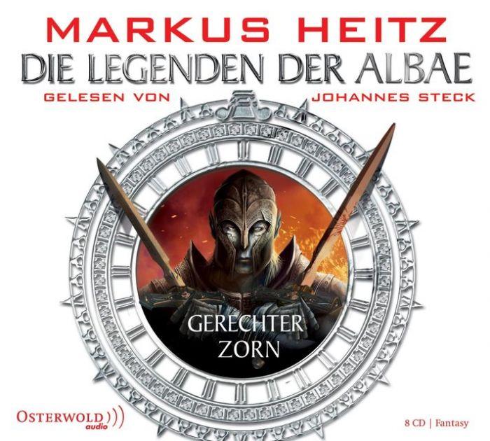 Heitz, Markus: Die Legenden der Albae
