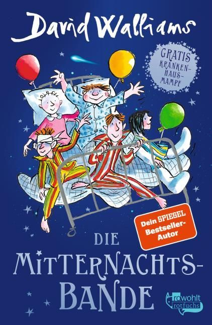 Walliams, David: Die Mitternachts-Bande