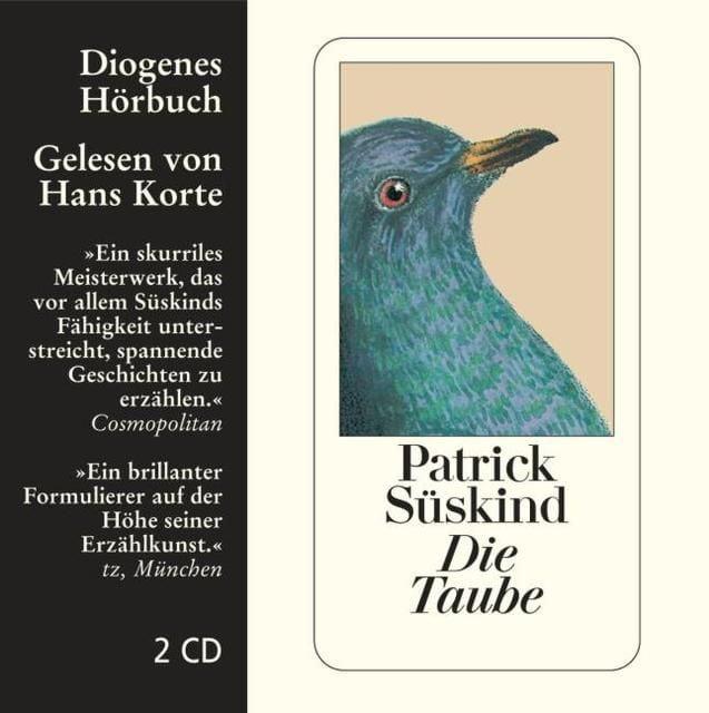 Süskind, Patrick: Die Taube