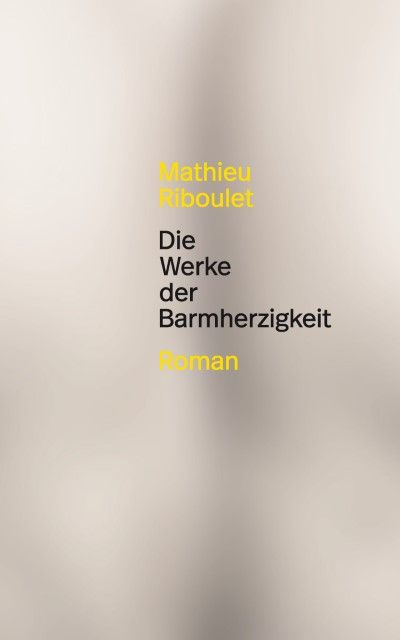 Riboulet, Mathieu: Die Werke der Barmherzigkeit