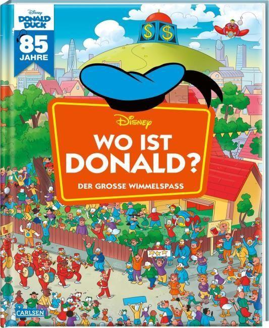 Disney, Walt: Disney: Wo ist Donald?