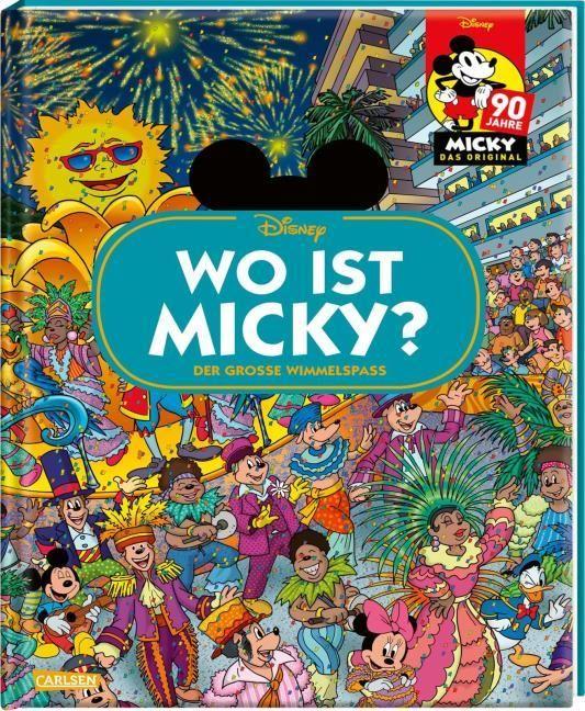 Disney, Walt: Disney: Wo ist Micky?
