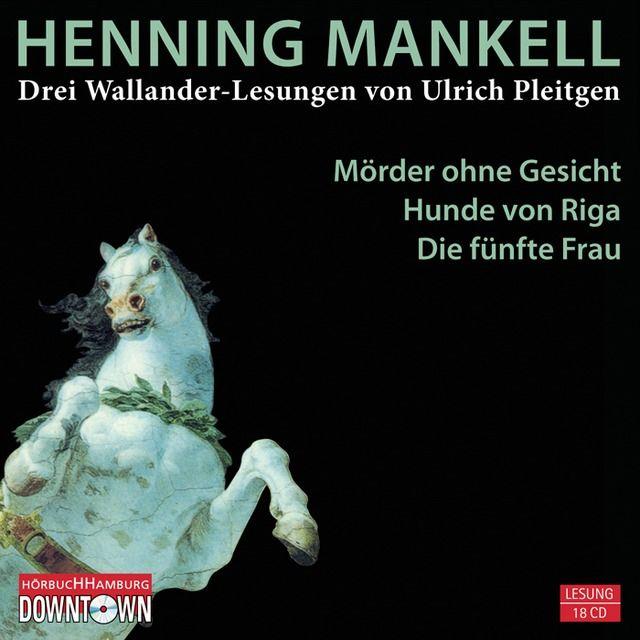 Mankell, Henning: Drei Wallander Lesungen