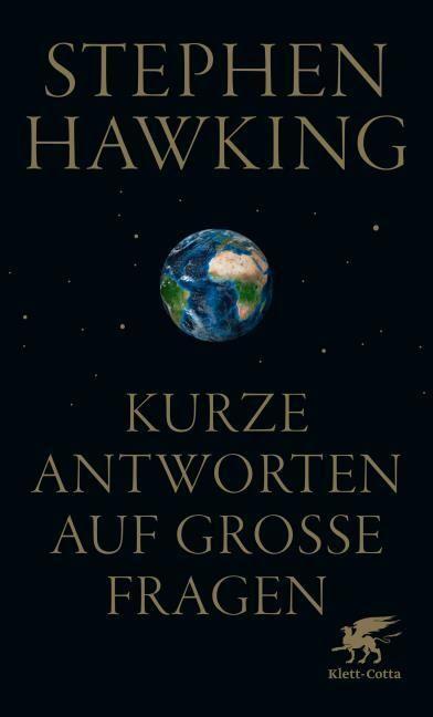 Hawking, Stephen: Kurze Antworten auf große Fragen (Taschenbuch)