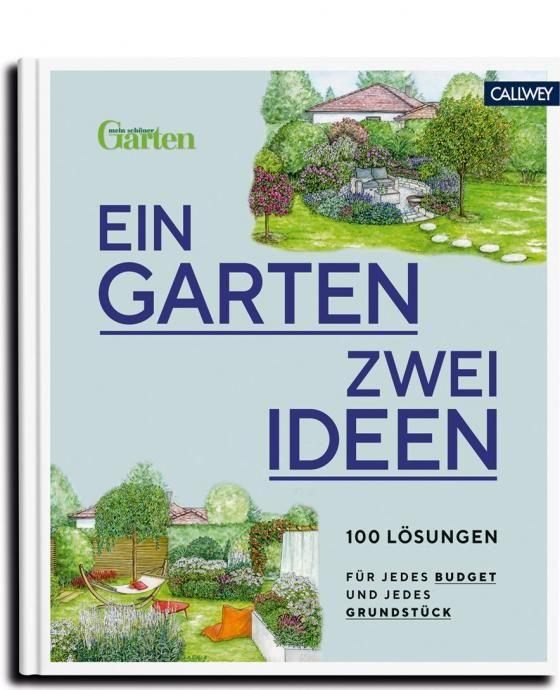 : Ein Garten - zwei Ideen