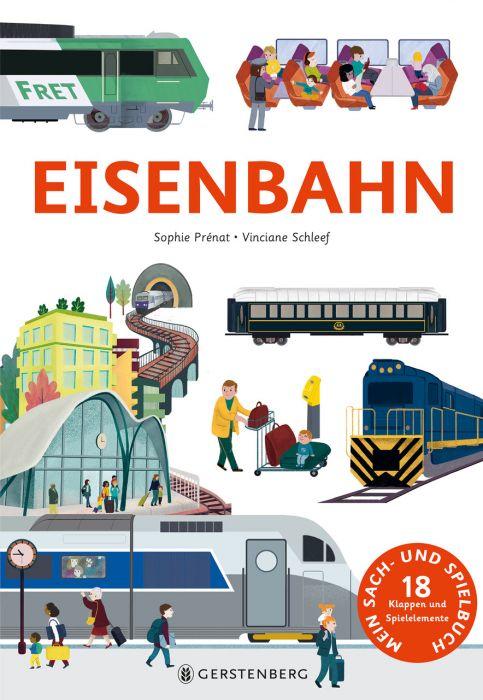 Prénat, Sophie: Eisenbahn