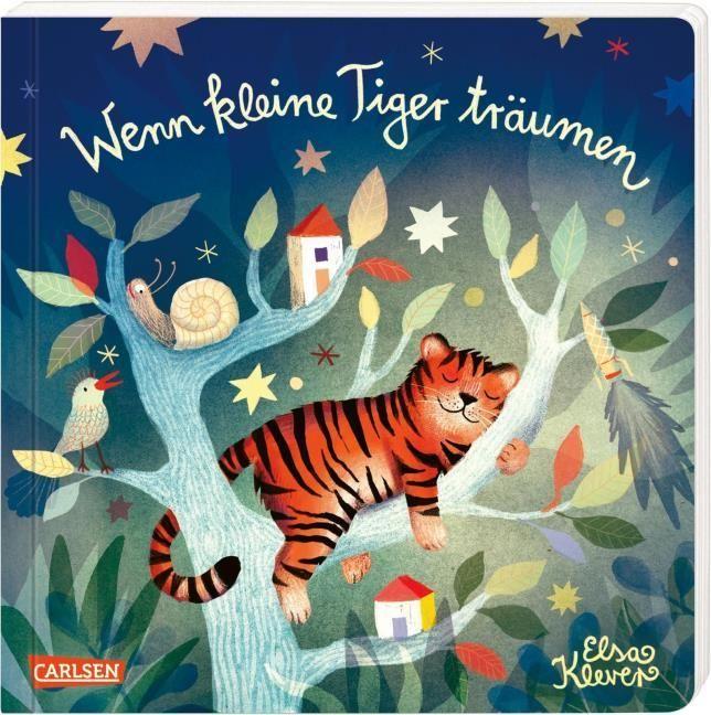 Klever, Elsa: Wenn kleine Tiger träumen