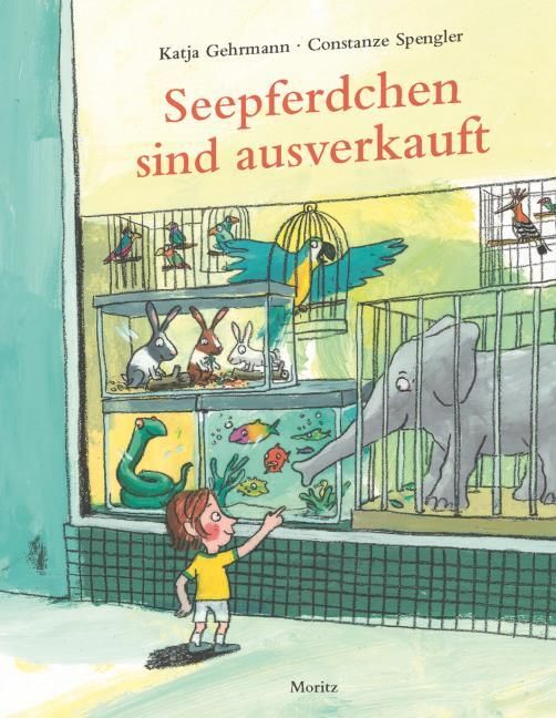 Spengler, Constanze: Seepferdchen sind ausverkauft