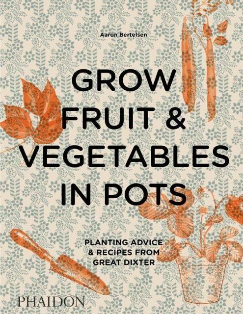 Bertelsen, Aaron/Montgomery, Andrew: Grow Fruit & Vegetables in Pots