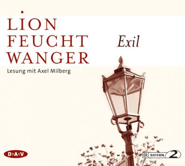 Feuchtwanger, Lion: Exil