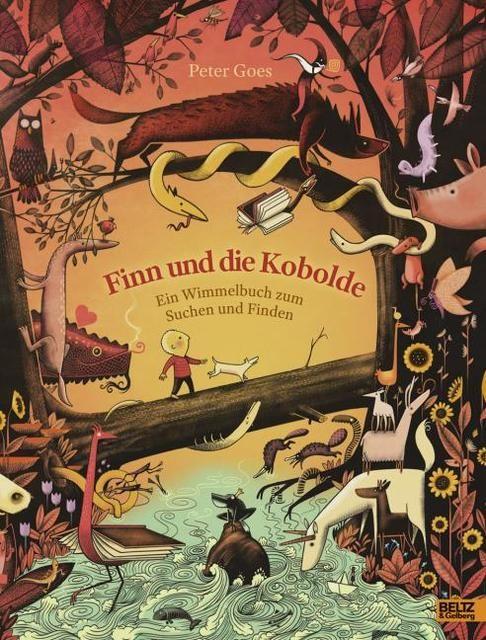 Goes, Peter: Finn und die Kobolde