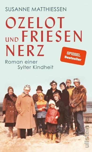 Matthiessen, Susanne: Ozelot und Friesennerz