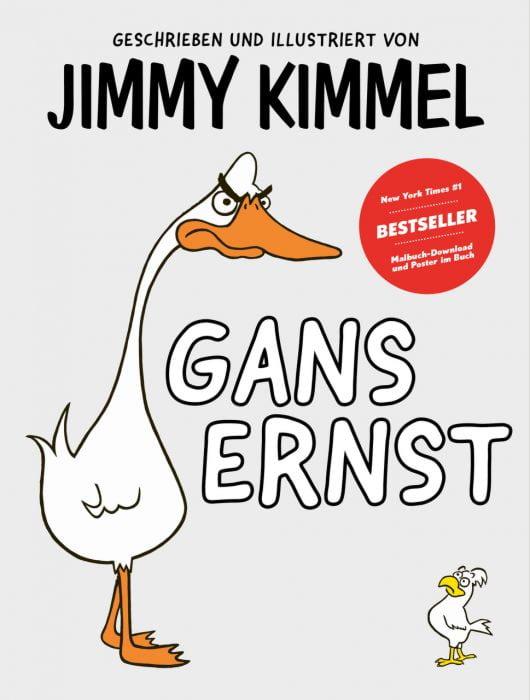 Kimmel, Jimmy: Gans Ernst