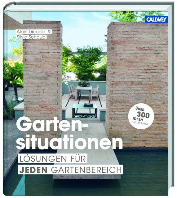 Diebold, Alain/Schaub, Silvia: Gartensituationen