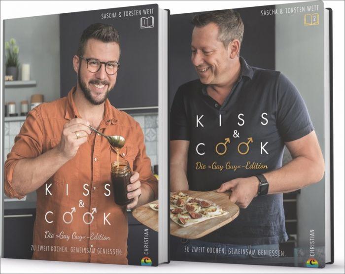 Wett, Sascha/Wett, Torsten: Kiss & Cook: Die 'Gay Guy'-Edition
