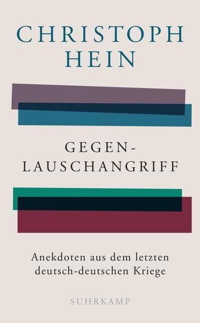 Hein, Christoph: Gegenlauschangriff