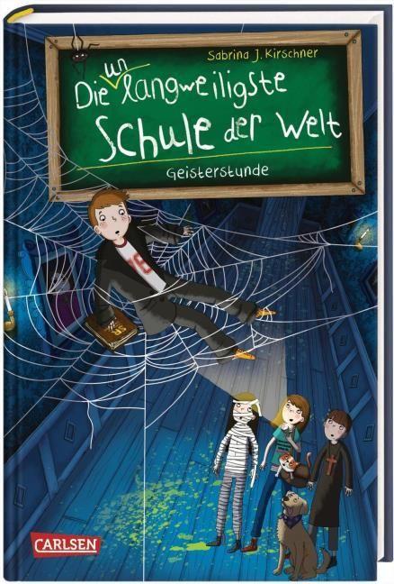 Kirschner, Sabrina J: Geisterstunde