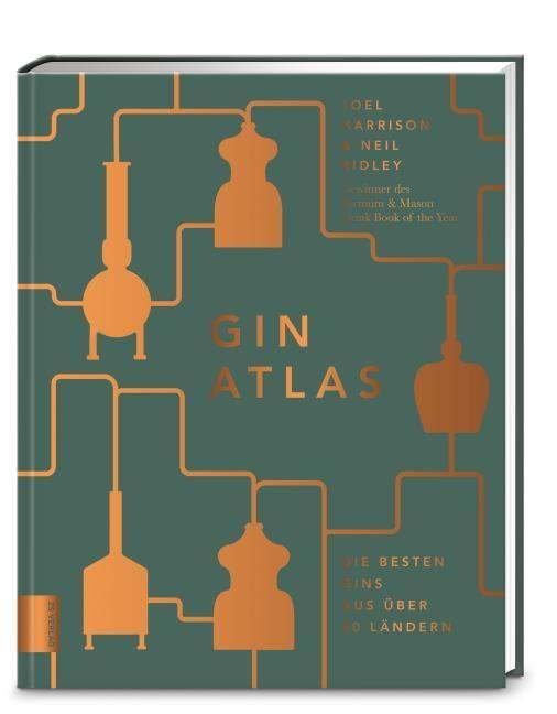 Harrison, Joel/Ridley, Neil: Gin Atlas