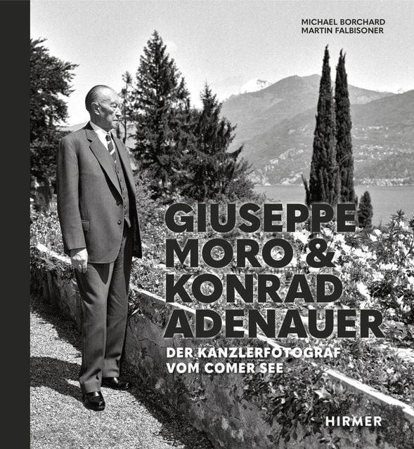 : Giuseppe Moro und Konrad Adenauer