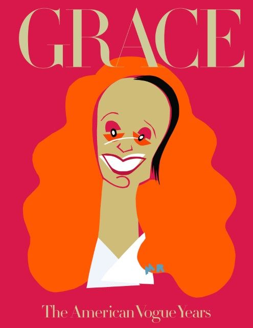 : Grace: The American Vogue Years