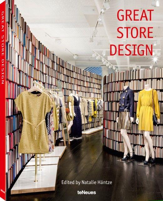 Häntze, Natalie: Great Store Design
