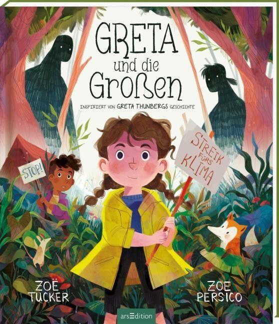 Tucker, Zoë: Greta und die Großen