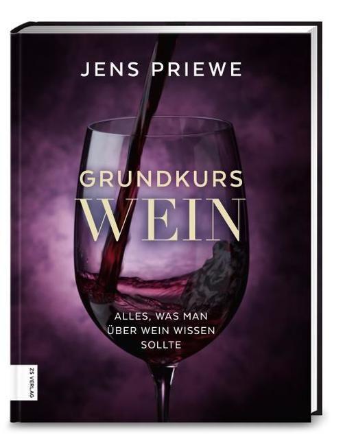 Priewe, Jens: Grundkurs Wein