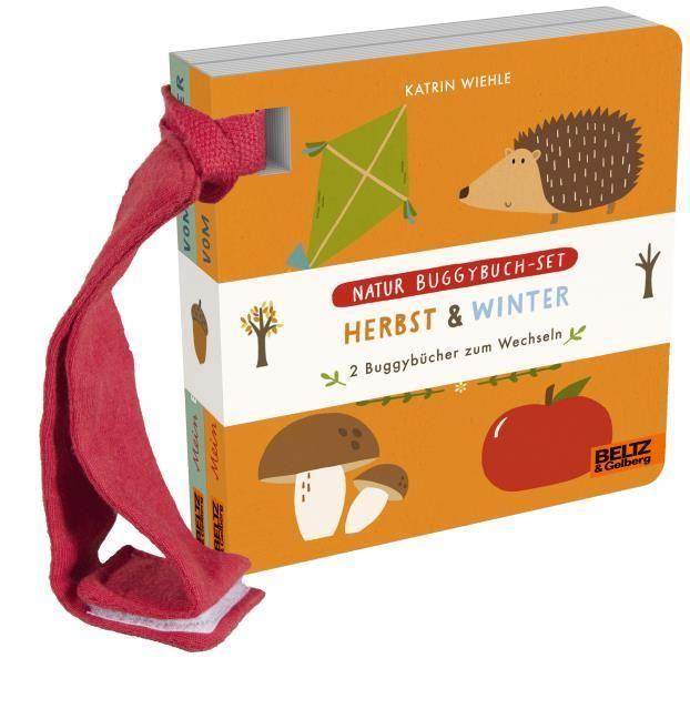 Wiehle, Katrin: Natur Buggybuch-Set: Herbst und Winter