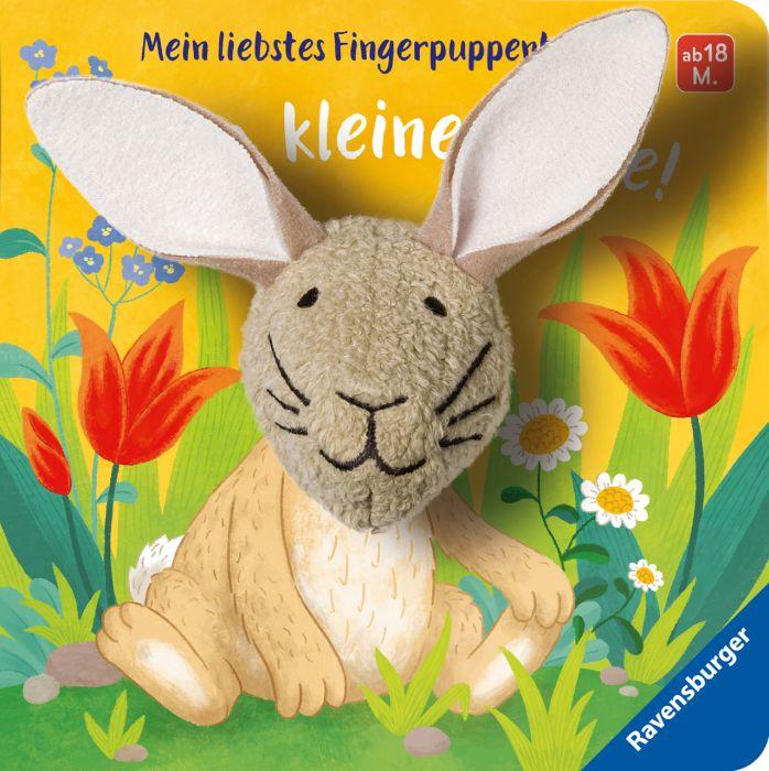 Penners, Bernd: Mein liebstes Fingerpuppenbuch: Hallo, kleiner Hase!