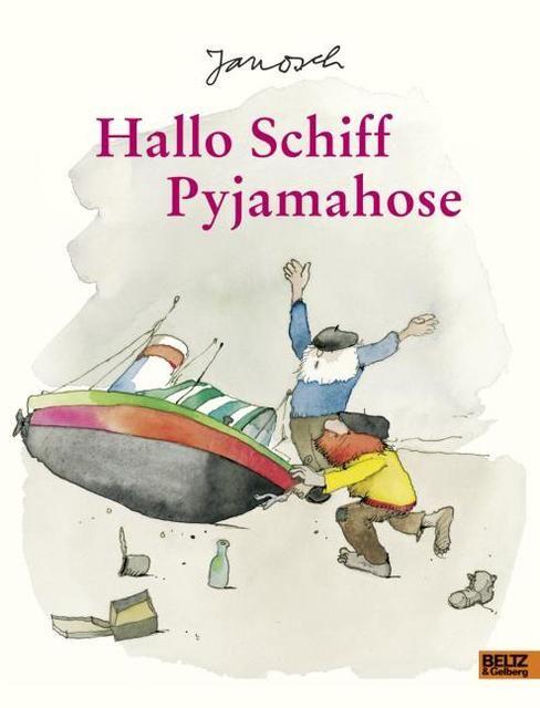 Janosch: Hallo Schiff Pyjamahose