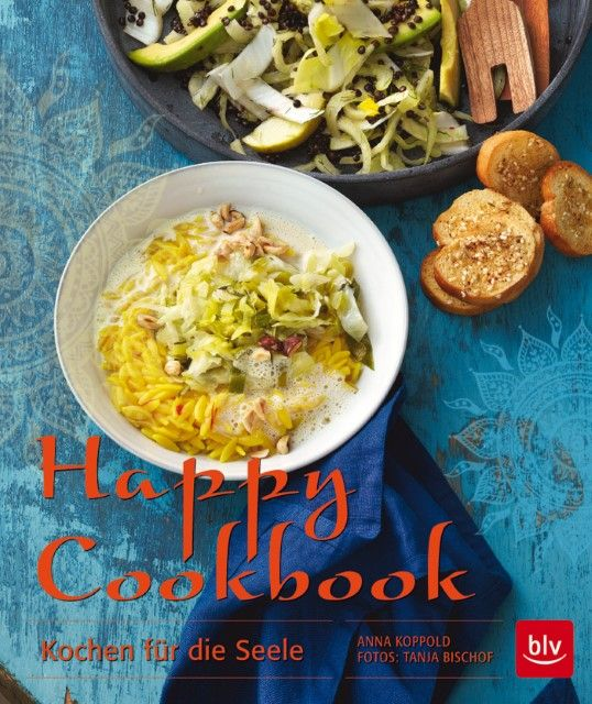 Koppold, Anna: Happy Cookbook