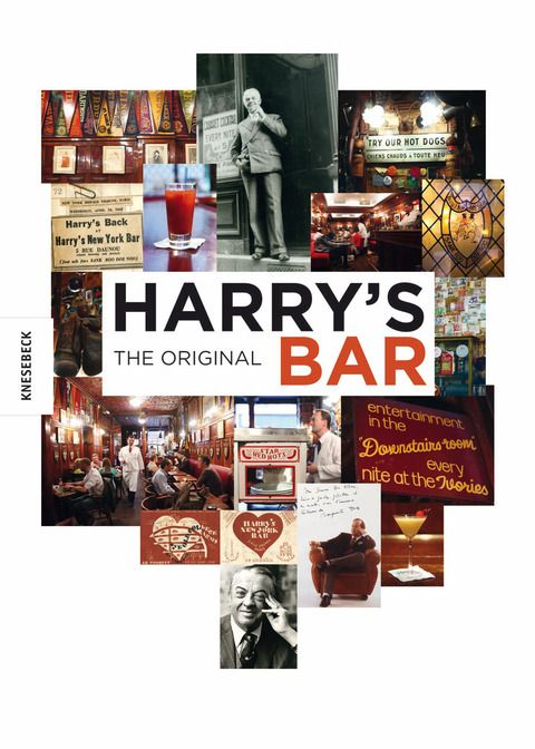 MacElhone, Isabelle: Harry's Bar