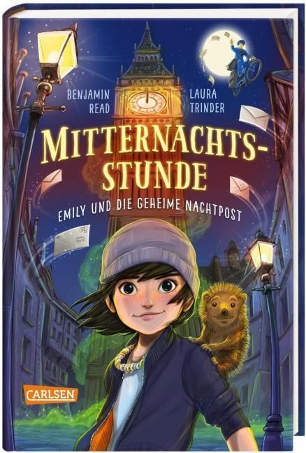 Read, Benjamin/Trinder, Laura: Emily und die geheime Nachtpost