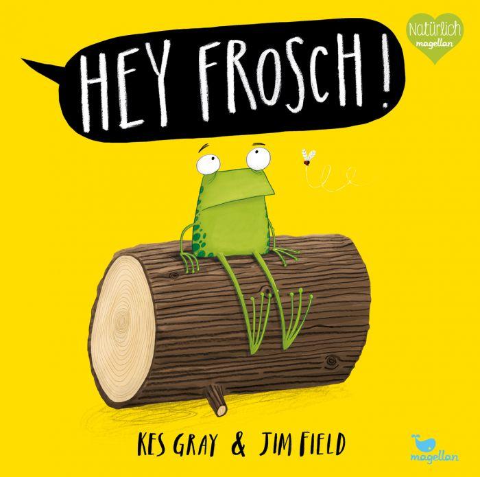 Gray, Kes: Hey Frosch!