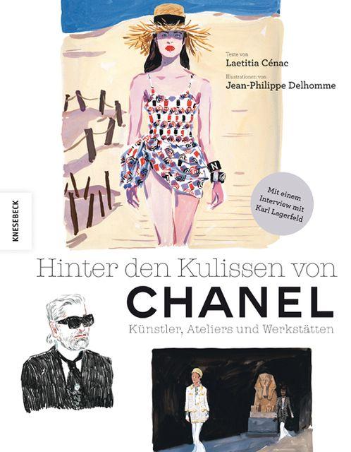 Cénac, Laetitia: Hinter den Kulissen von Chanel