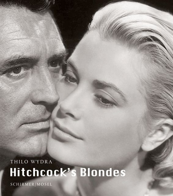 Wydra, Thilo: Hitchcock's Blondes