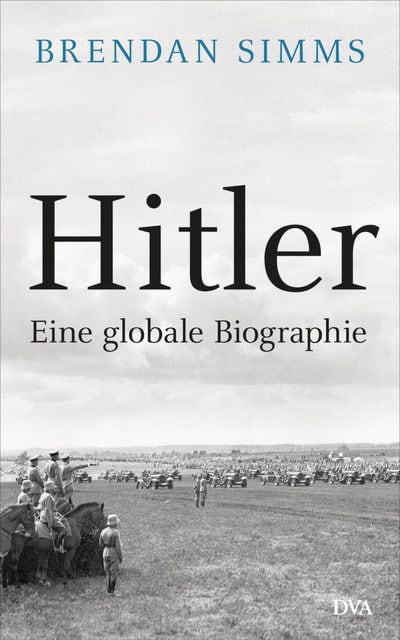 Simms, Brendan: Hitler